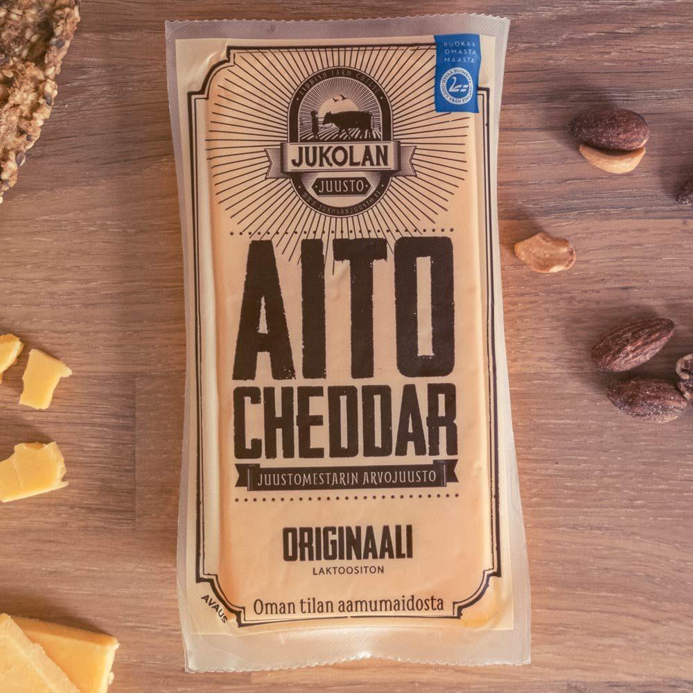 Cheddar juustokeitto resepti cheddar