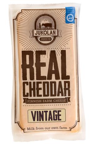 Real Cheddar Vintage package