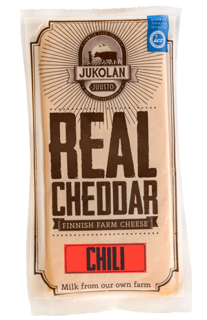 Real Cheddar with Chili