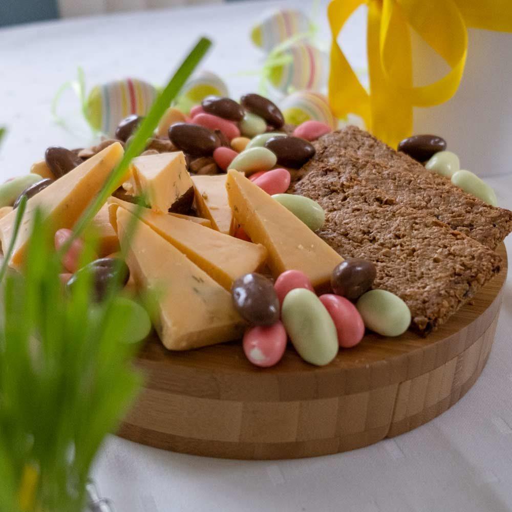 juustolautanen pääsiäinen tarjouluehdotus